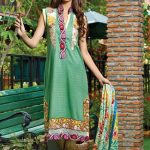 2013 Eid Lawn Collection by Firdous
