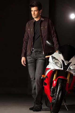 Menswear Latest Winter Collection 2012 by Firdous, Menswear Winter Collection