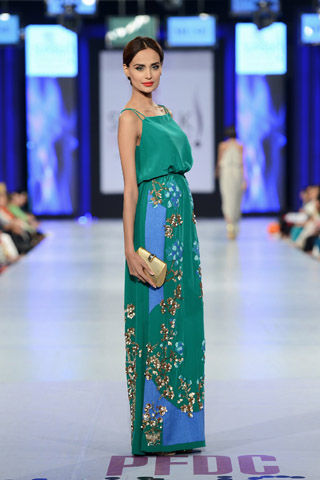 Muse Collection at PFDC SFW 2013 Day 4