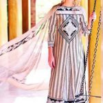 Spring Lawn Collection 2013 by Warda Saleem