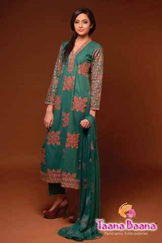 Taana Baana Winter Collection 2013 Vol - 2, Winter Dresses
