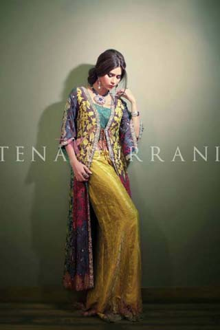 Formal Party Wear Tena Durrani Collection