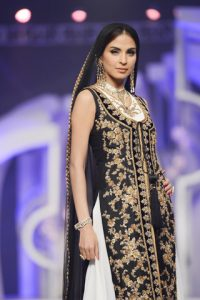Zaheer Abbas Collection at Pantene Bridal Couture Week 2013 Day 1