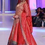 Zaheer Abbas Collection at Pantene Bridal Couture Week 2013