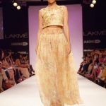 Zara Shahjahan 2014 Lakme Fashion Week Collection