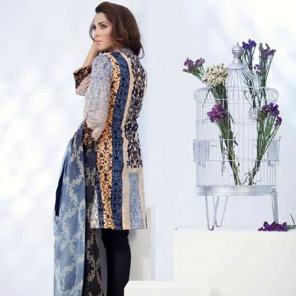 Ayesha Somaya Summer Lawn Prints 2015 Vol 2 By Flitz Textiles