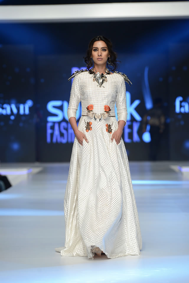 Fahad Hussayn Collection at PFDC Sunsilk Fashion Week 2015