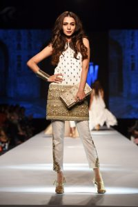 Gul Ahmed Collection at TPFW 2015