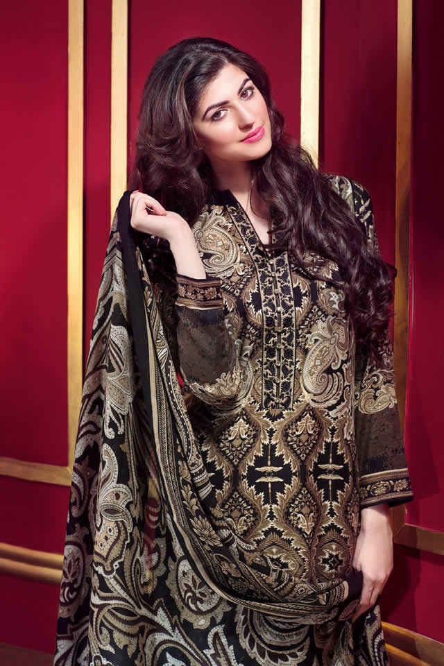 Gul Ahmed Hot Designs for Haute Winters