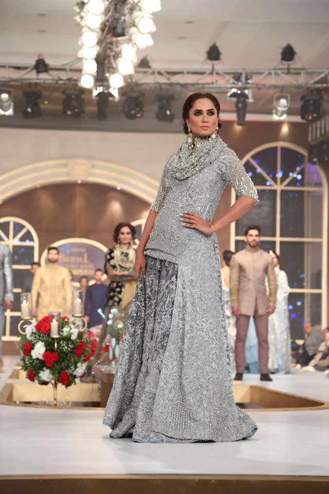 HSY Collection Bridal Couture Week 2015