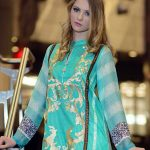Ittehad Cleopatra Lawn 2015 collection picture gallery