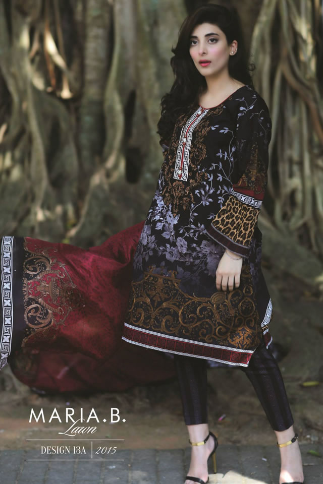 Lawn MARIA.B 2015 Spring Summer Collection