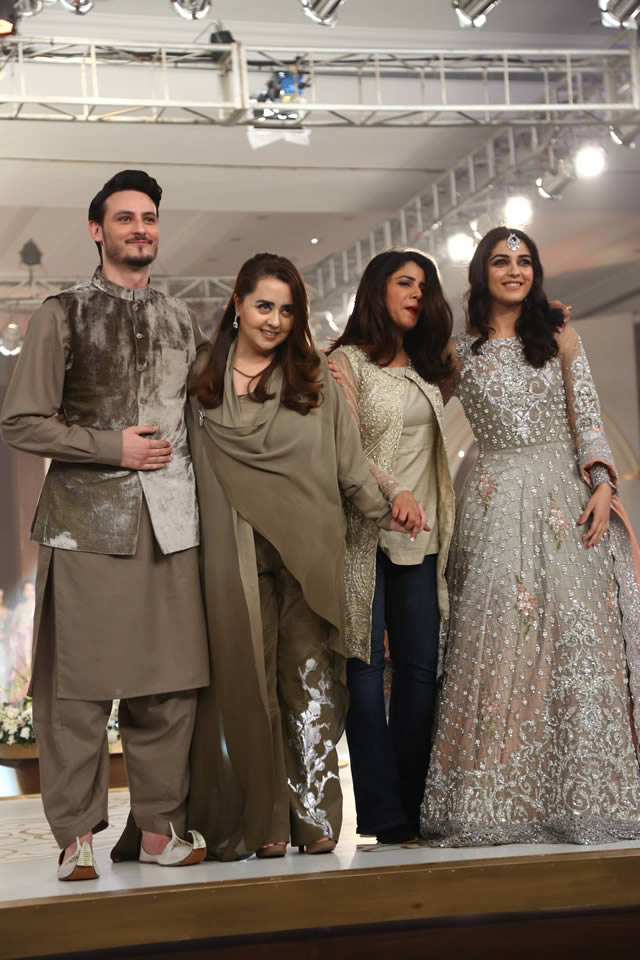 Bridal Couture Week 2015 Maria B Dresses Collection Photo Gallery