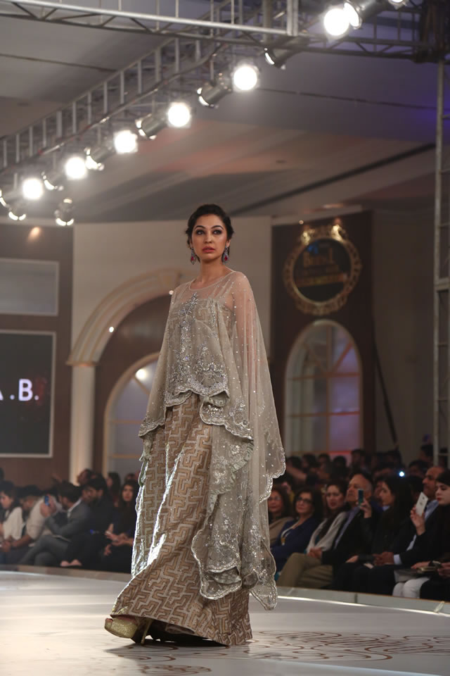 Maria B Collection Bridal Couture Week 2015 Pics
