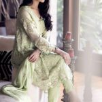 Maria B Dresses Mbroidered Eid 2015 Images