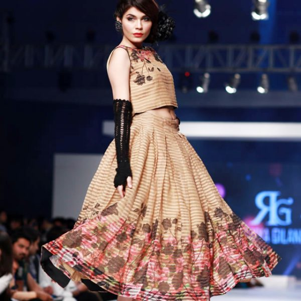 Shirin Hassan 'Rock N Rolla'Col. at PFDC Sunsilk Fashion Week 2015
