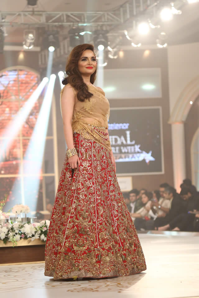 2015 TBCW Sobia Nazir Bridal Collection Pictures