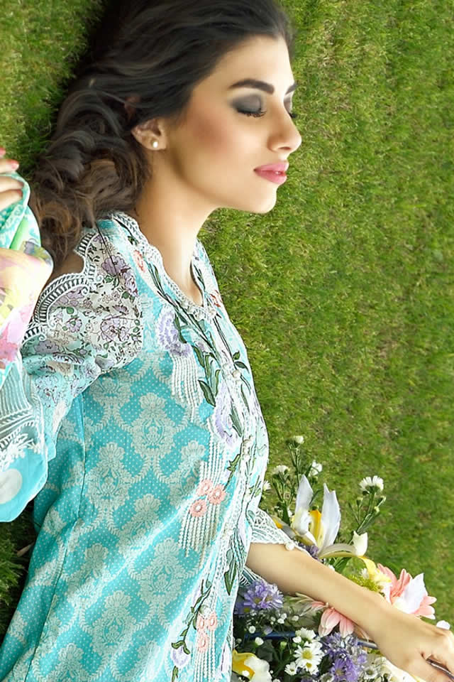 Firdous Summer Lawn collection 2016 Images
