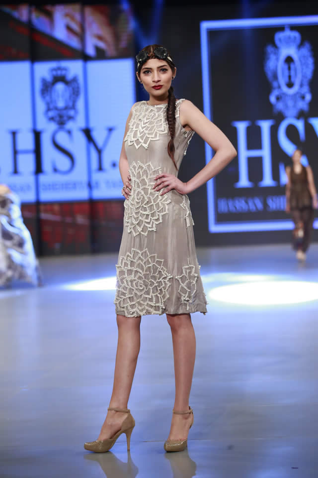 2016 PSFW HSY Dresses Collection Photos