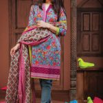 2016 khaadi Summer Lawn Dresses collection Photos