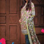 Fashion Brand khaadi Summer Lawn collection 2016 Pics