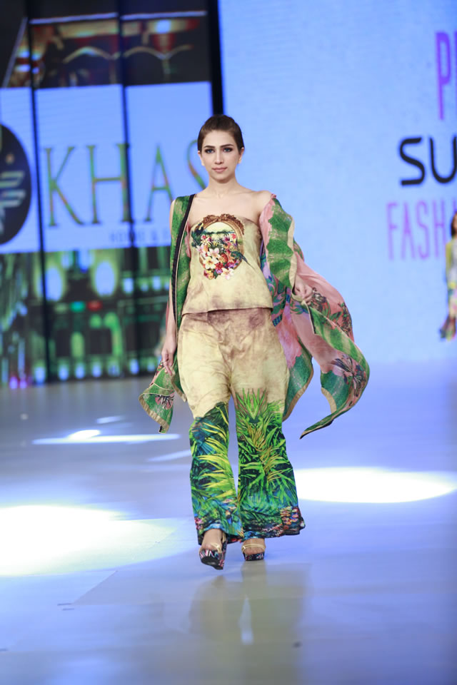 Khas Premium Lawn Collection at PSFW 2016