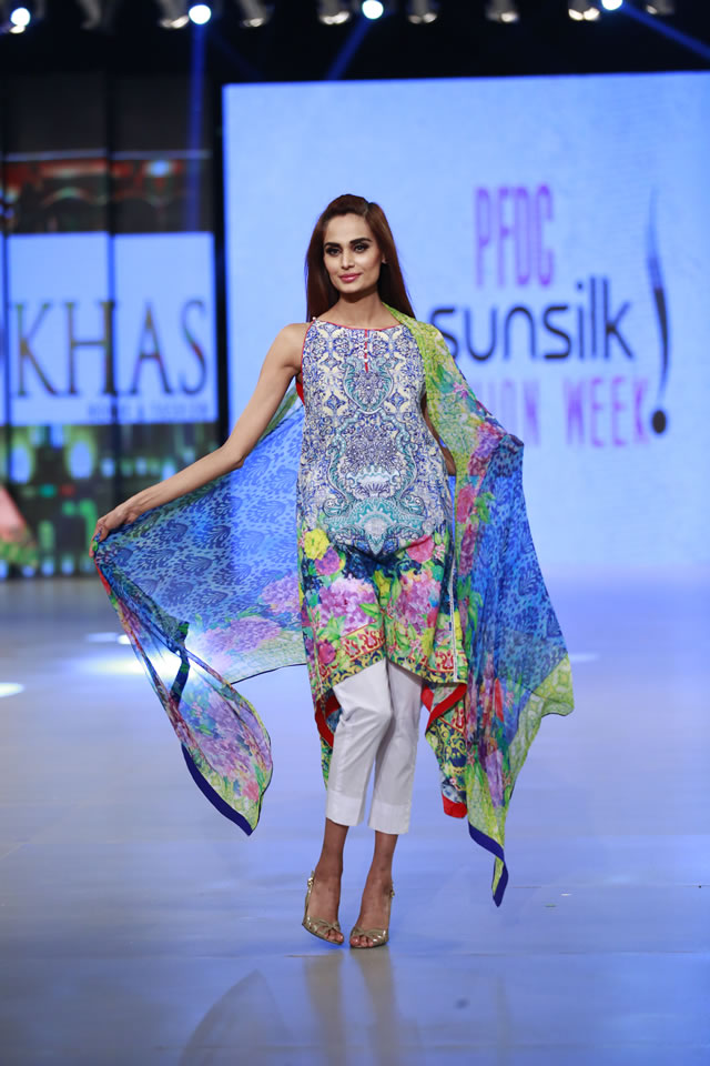 2016 PSFW Khas Latest Collection Images