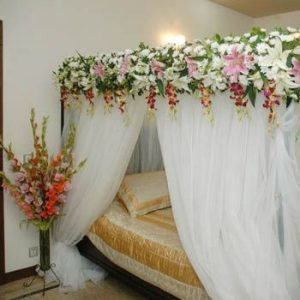 Bridal Room Decoration Style 2013