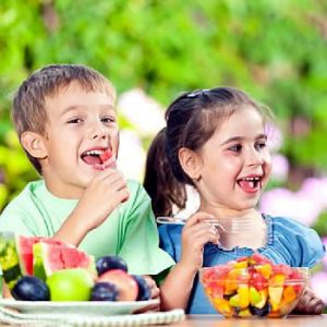Healthy Summer Food for Kids