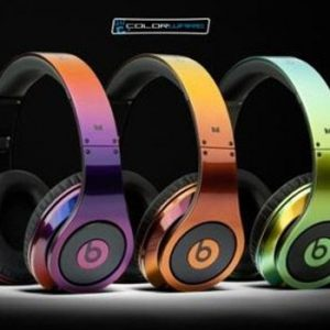 ColorWare Special Edition Illusion Beats Studio Headphones