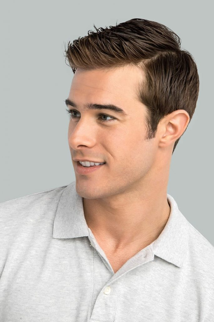 Men Can Benefit from Short Haircut