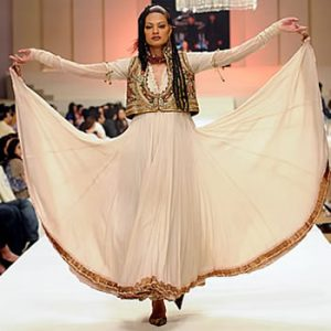Richal - Pakistani Fashion Model