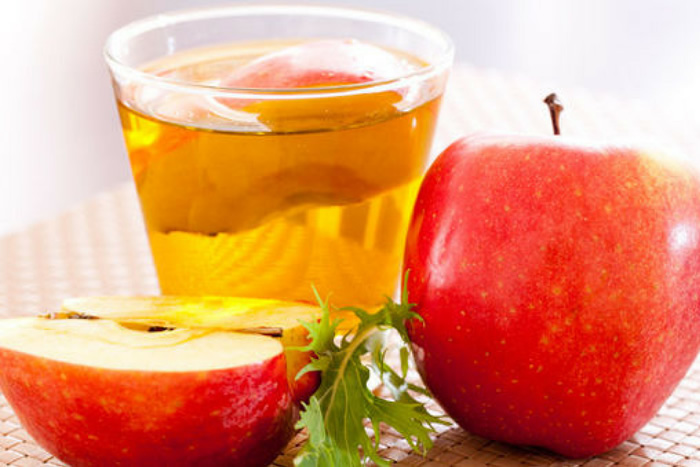 Cleanse With Apple Cider Vinegar