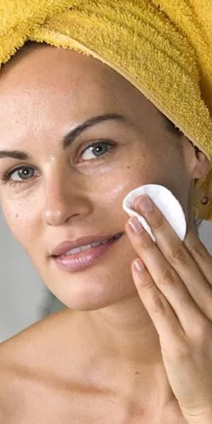 Skin Using Petroleum Jelly