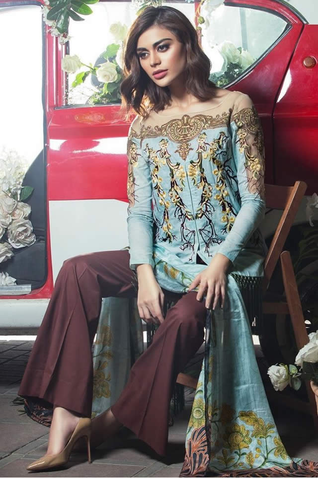 abassum Mughal Collection 2018