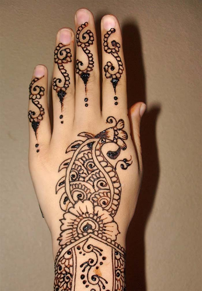 Importance of Mehndi in Pakistan