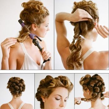 10 Easy Hair Dos for a Party