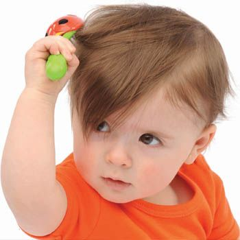 10 Steps For Healthy Baby Hair