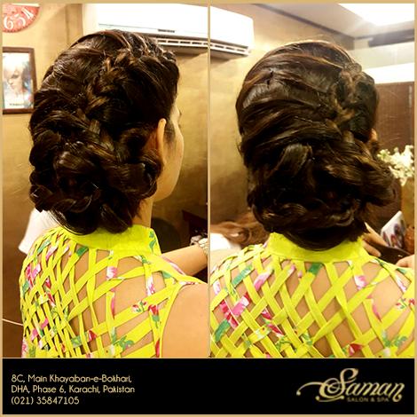 Saman Salon & Spa