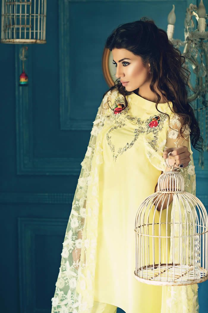 Teena by Hina Butt Launches Eid Collection