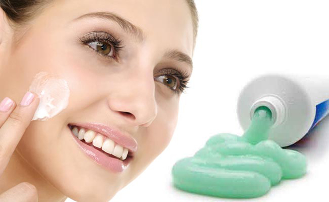Acne Tooth Paste Solution