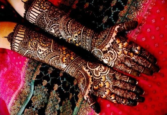 Arabian Mehndi Design