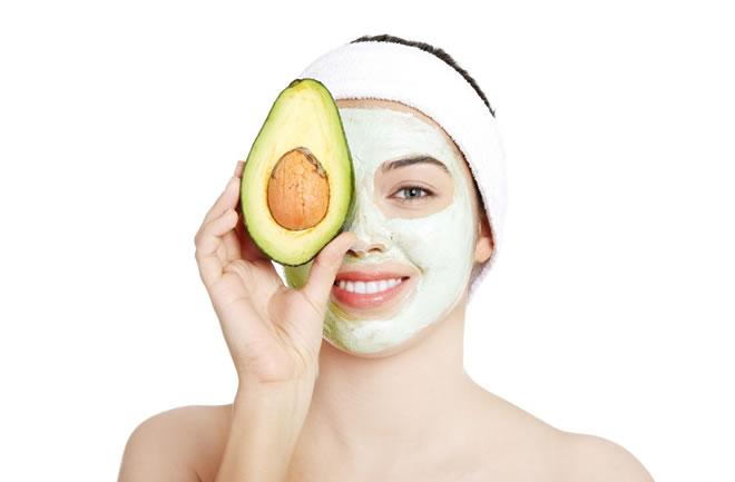 Avocado mask Images
