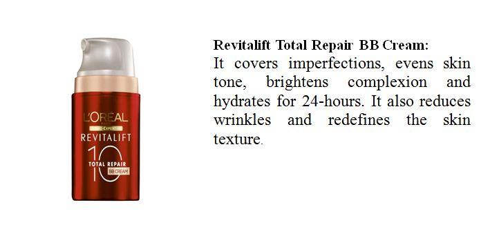 Revitalift Total Repair BB Cream