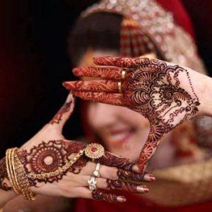 Bridal Mehndi Designs 2014