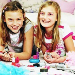 Cosmetics for Little Girls