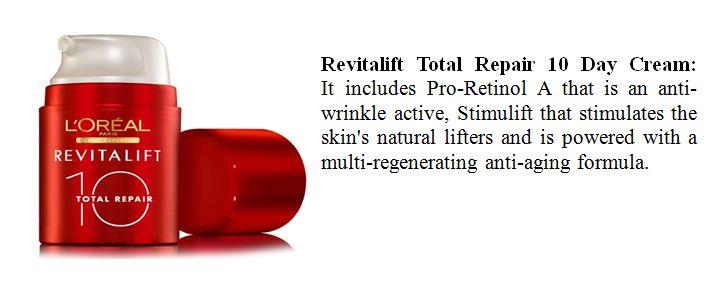 Revitalift Total Repair 10 Day Cream