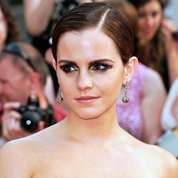 Emma Watson Inspired Latest Eye Makeup Trend