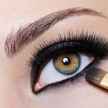 Eye liner and Mascara