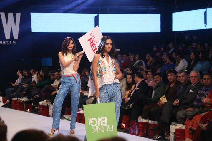 L'Oreal paris fashion show